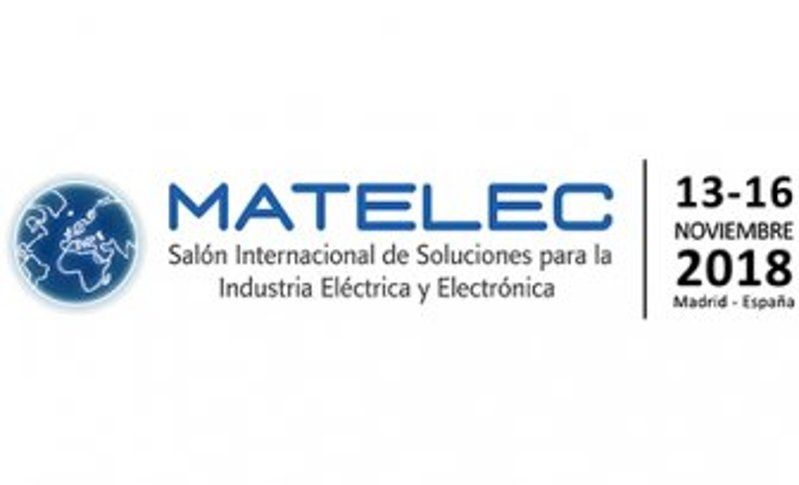 Trayco at Matelec in Madrid