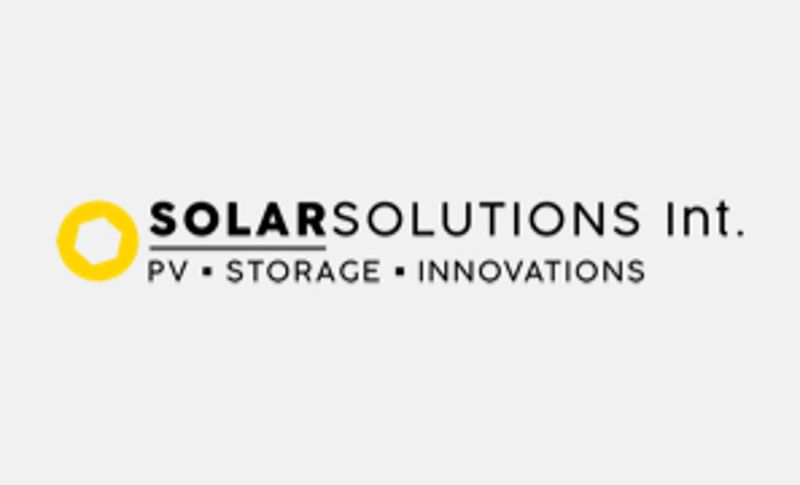 Visit us at SOLAR SOLUTIONS in Haarlem (The Netherlands)